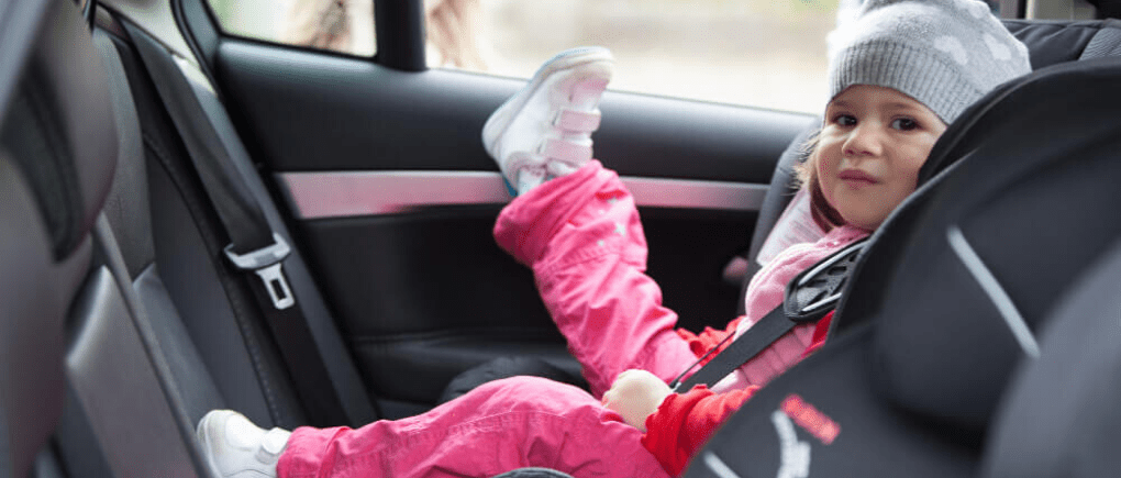Revisa los mejores autos para transportar a los bebés.