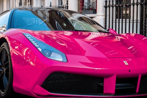 Personaliza tu auto con accesorios femeninos