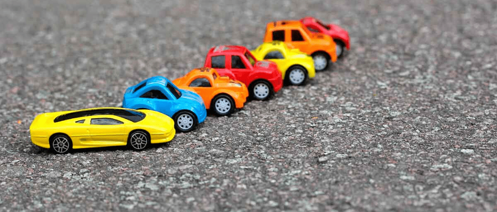 Investiga qué significa el color de tu coche