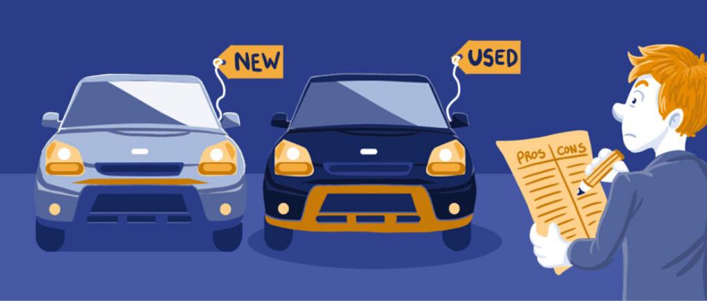 Revisa los  pasos y pros para comprar un auto.