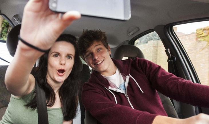 Reglas para conductores primerizos