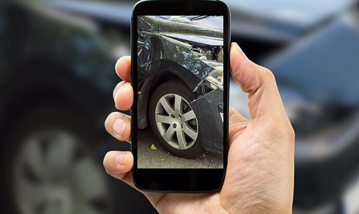 ¿Qué hacer en un accidente de coche 2020?