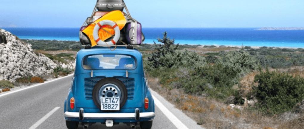 De viaje dormir en tu automóvil