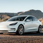 El nuevo auto Tesla: Conducción autónoma