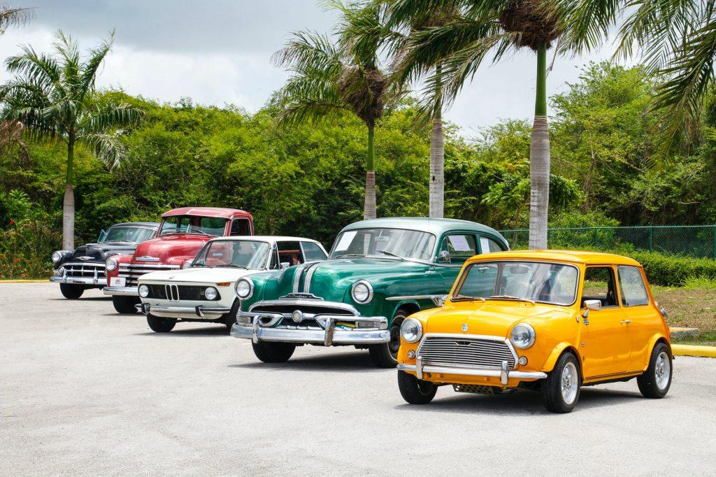 Seguro de auto para coches clásicos